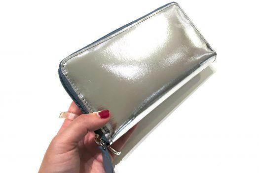 slver wallet