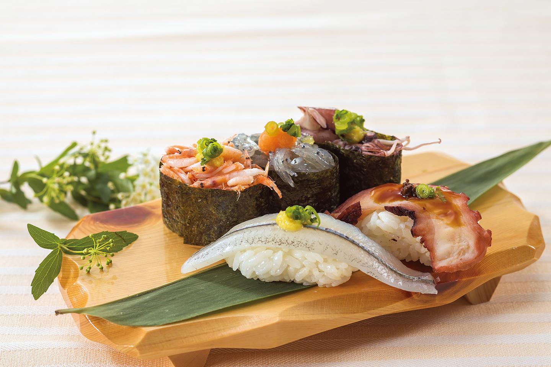 「春日和」 5種類のお勧め商品が味わえます!!