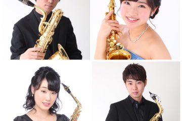 Saxophone Quartet『Lilas』
