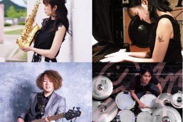 Saxophone 西村琴乃カルテット4人画像_p001
